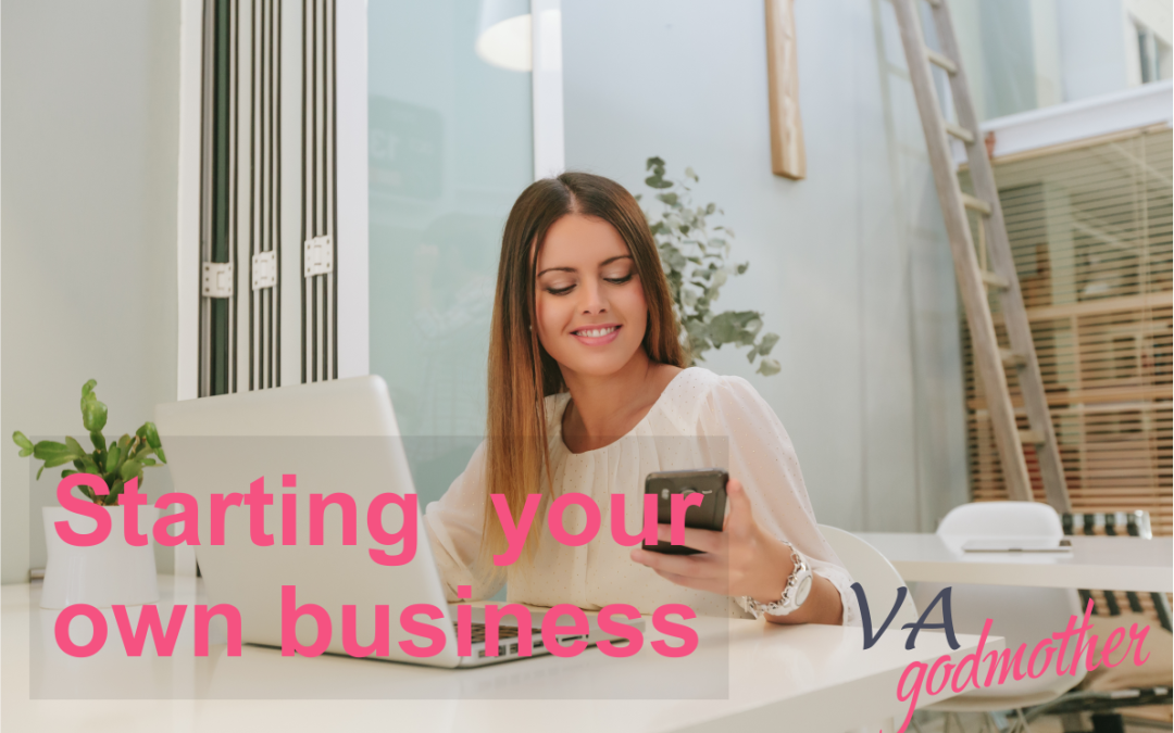 Handy Tips on How to Start your Virtual Assistant Business while Working Full-time
